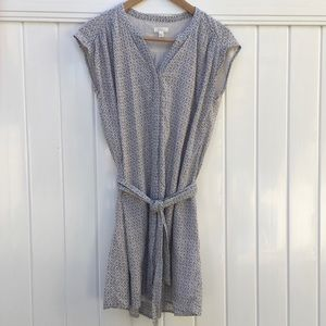 Soft Joie Veracity Crinkled Cotton Crepe Dress